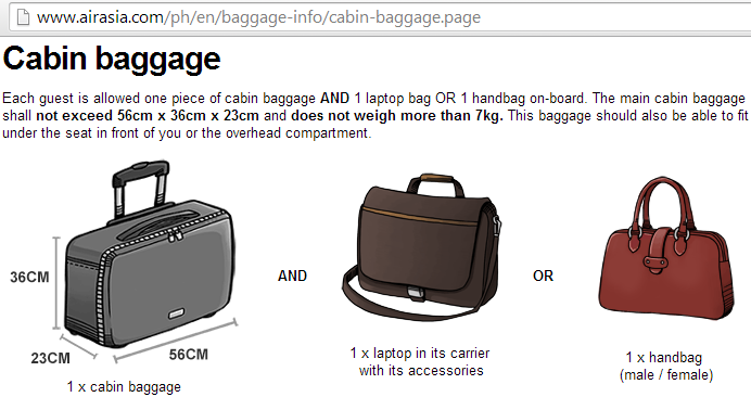 Image Gallery Luggage Allowance On Airlines