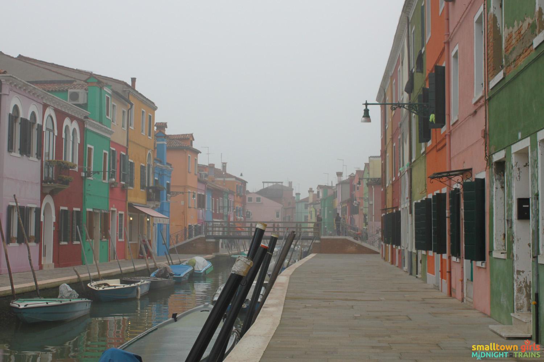 Burano Venice in the off season 01