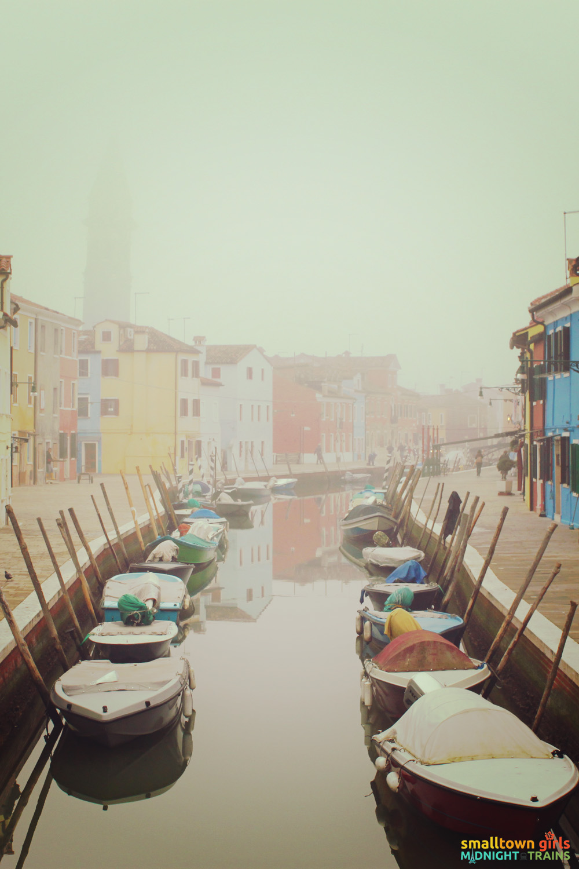 Burano Venice in the off season 03