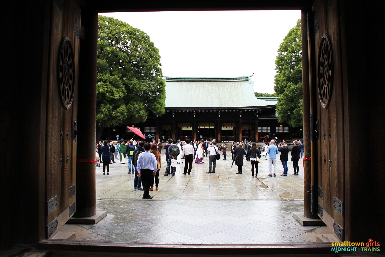 SGMT Japan Tokyo Meiji Shrine 06 wedding procession