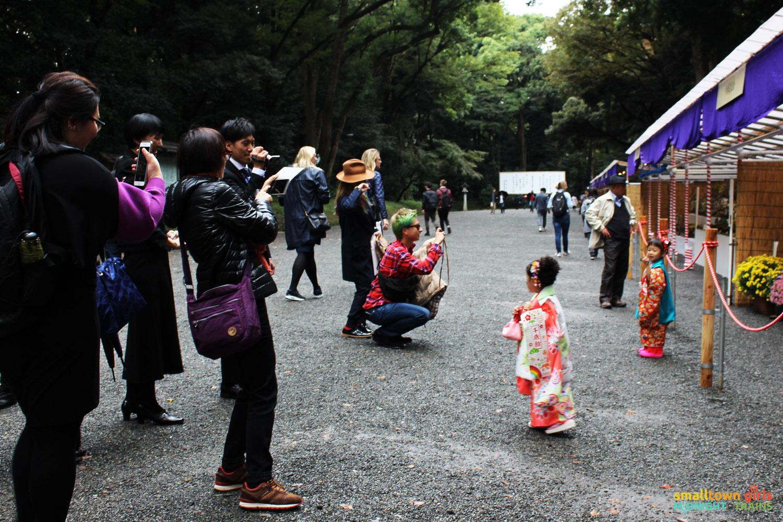 SGMT Japan Tokyo Meiji Shrine 08 children