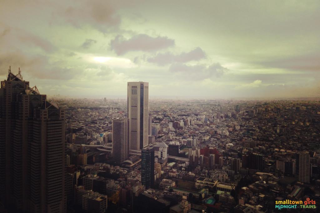 SGMT Japan Tokyo Skyline 03