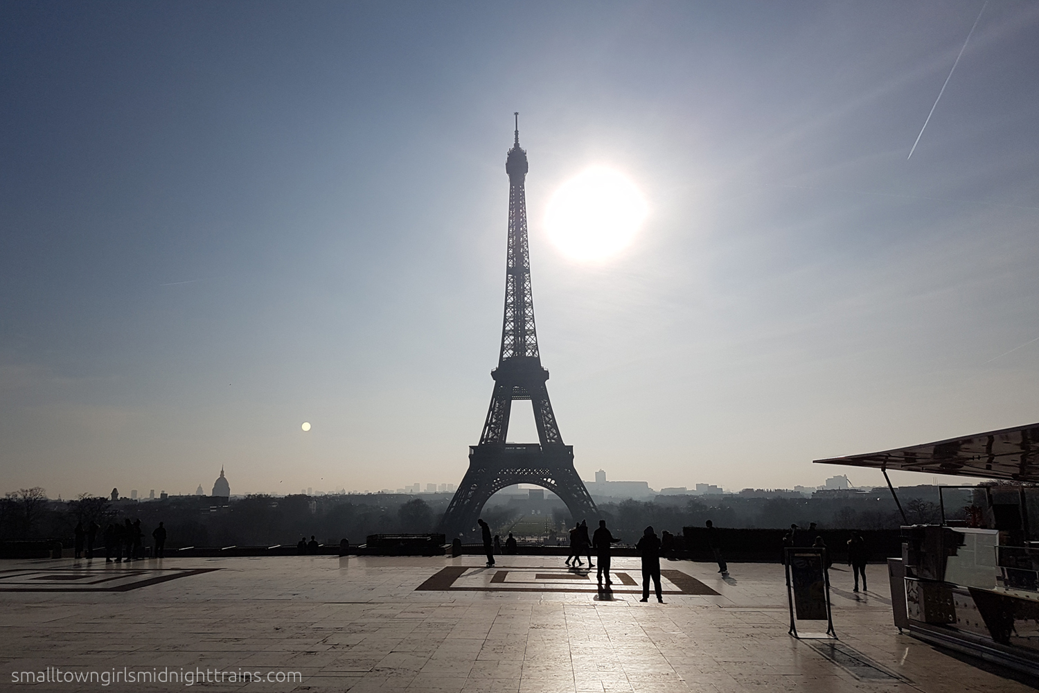 The Eiffel Tower: You Never Forget Your First(s)