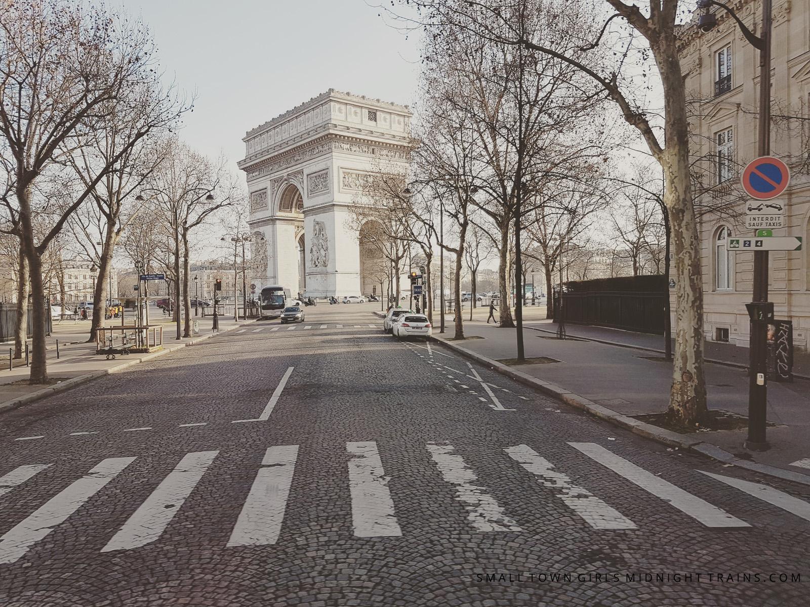 """How I Got A """"Free"""" Side Trip to Paris"""