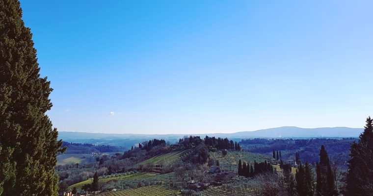 Tuscany in Winter