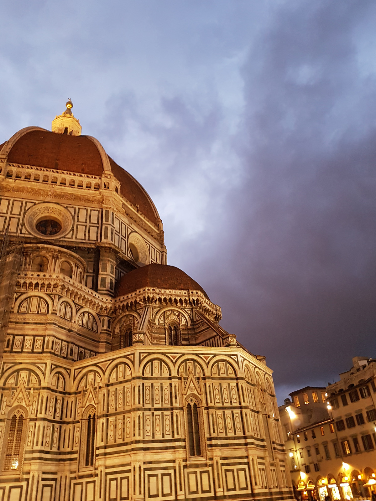 The Duomo (Florence Cathedral | Cattedrale di Santa Maria del Fiore) and Baptistery of Saint John (Florence Baptistery)