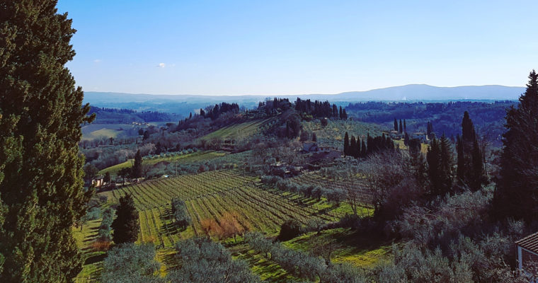 San Gimignano: Gelato and Towers in the Tuscan Countryside