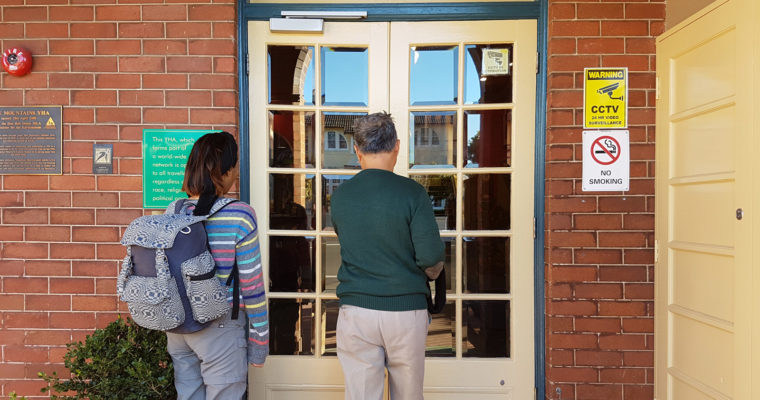 Where to Stay in Katoomba: Blue Mountains YHA