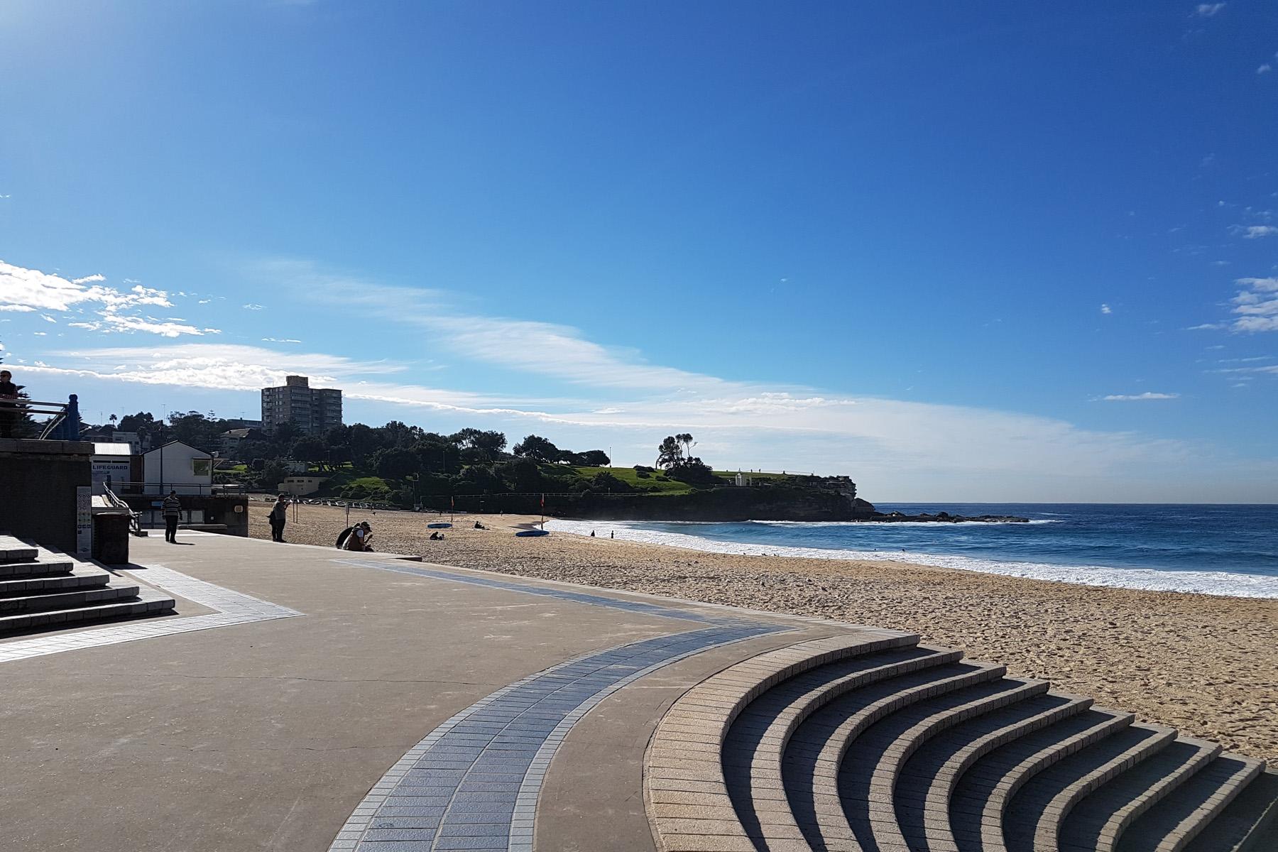SGMT Australia Sydney_Bondi to Coogee Coastal Walk_01 Coogee Beach
