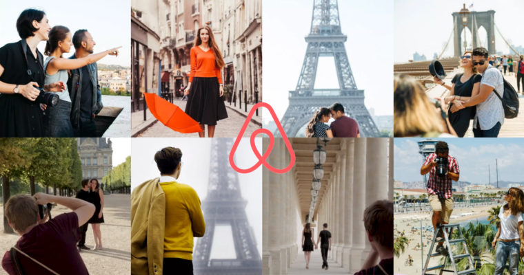 Did you know you can book a travel photo shoot through Airbnb for as low as $56?