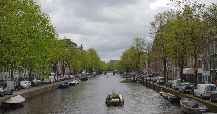 Spring in Amsterdam with the Whole Family (At Last!)