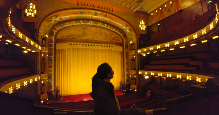 Watch a Movie at Pathé Tuschinski (Thank Me Later)