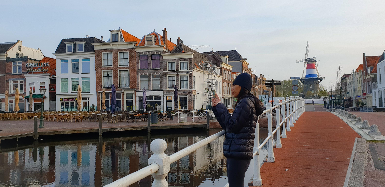 SGMT | Leiden | Windmills | Architecture