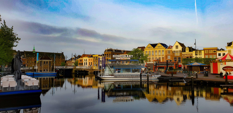 SGMT | Leiden | Beestenmarkt | Architecture | Boats