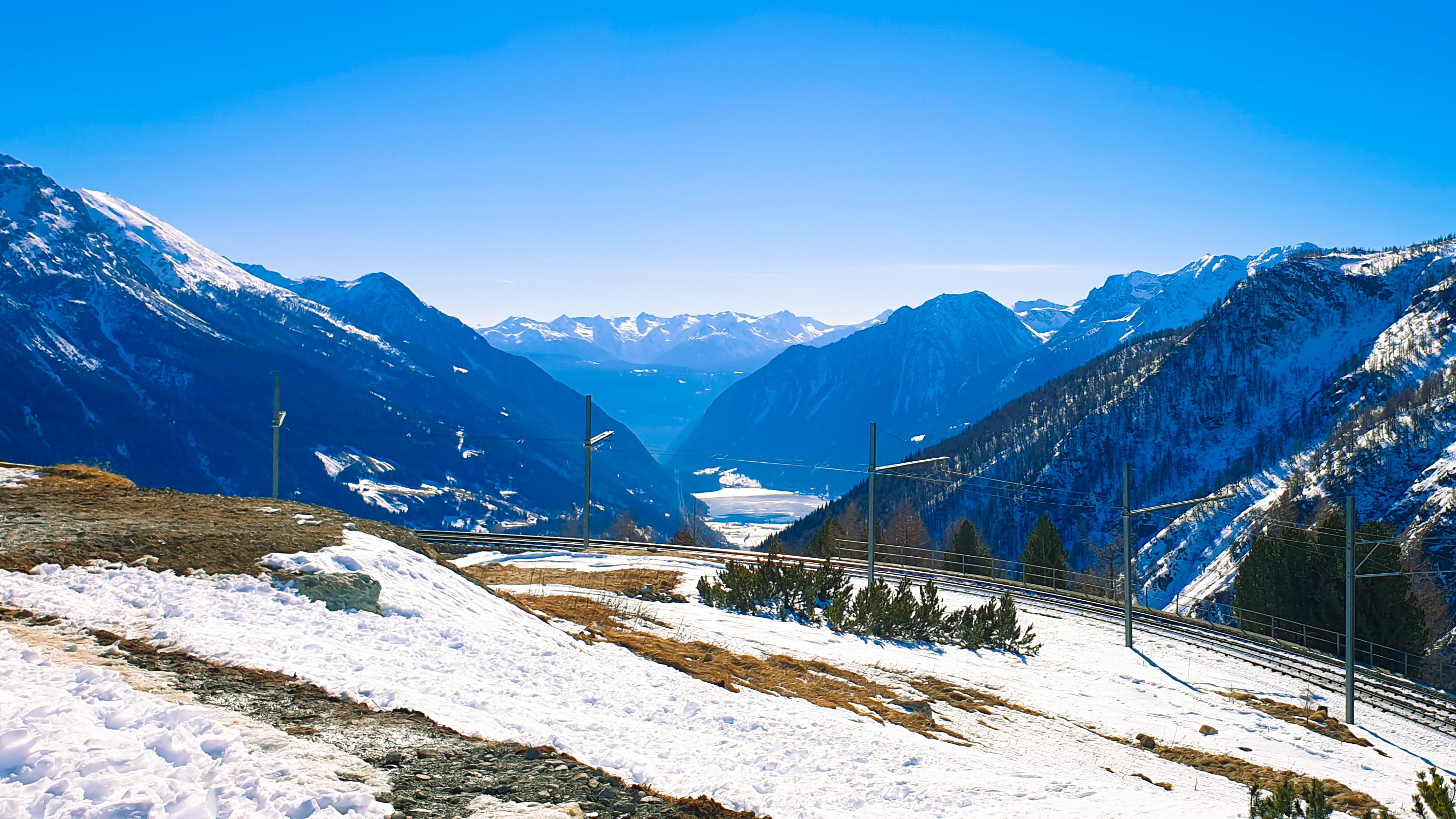 SGMT | Switzerland | Bernina Express